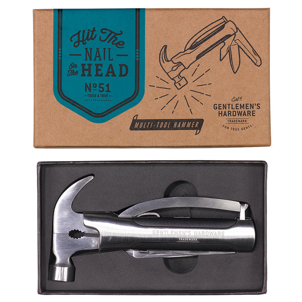 Multi Tool Hammer - Coveted Gifts - 4