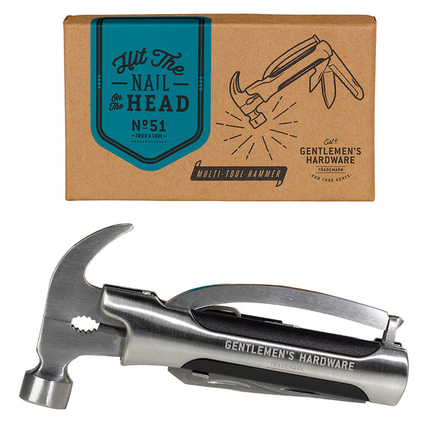 Multi Tool Hammer - Coveted Gifts - 3