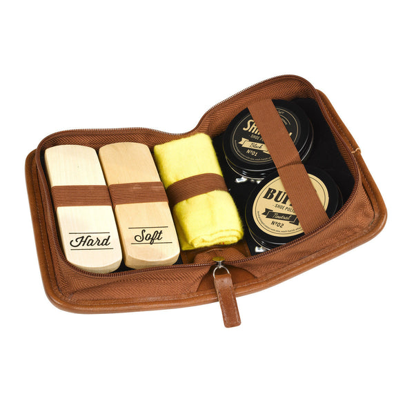 Shoe Shine Kit - Coveted Gifts - 2