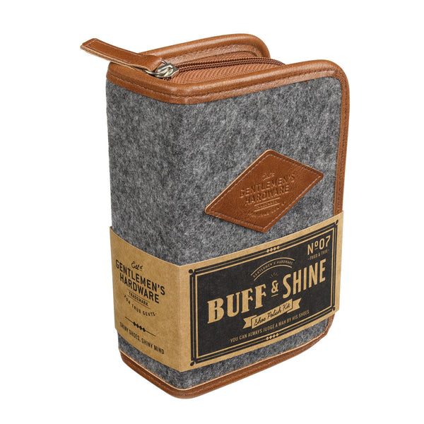 Shoe Shine Kit - Coveted Gifts - 3