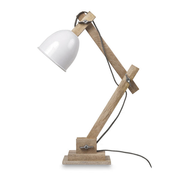Guarida Table Lamp w/Metal Shade - Coveted Gifts - 3