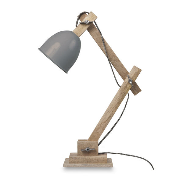 Guarida Table Lamp w/Metal Shade - Coveted Gifts - 2