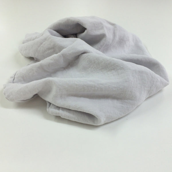 Moda Stonewashed Fitted Linen Sheet - Coveted Gifts - 2