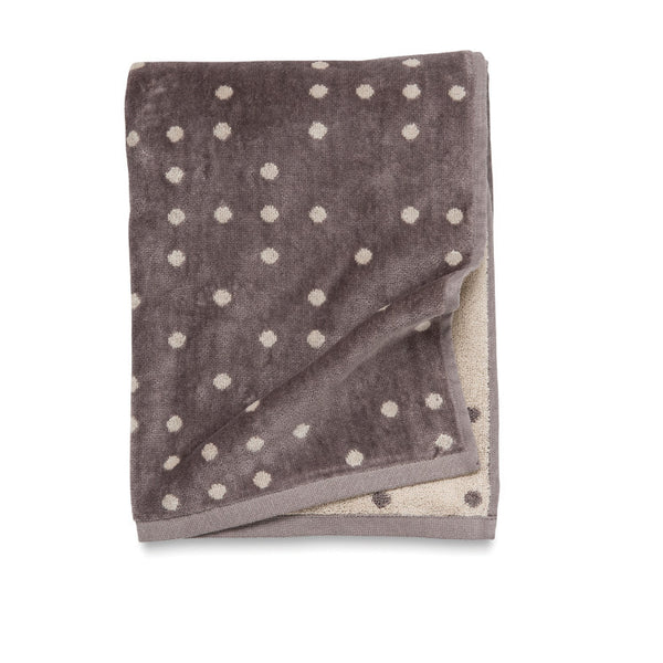 Dieter Dot Velour Towel Collection - Coveted Gifts - 2