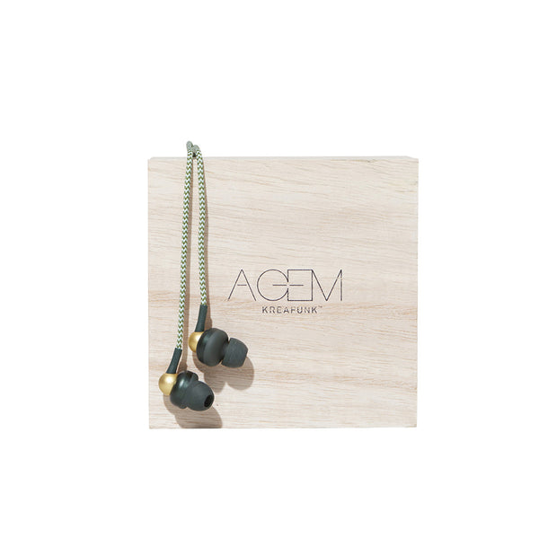 Agem Earphones - Coveted Gifts - 11