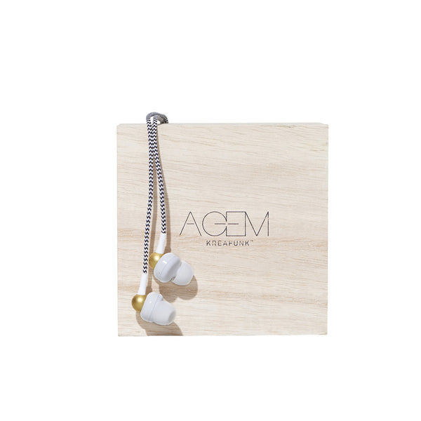 Agem Earphones - Coveted Gifts - 3