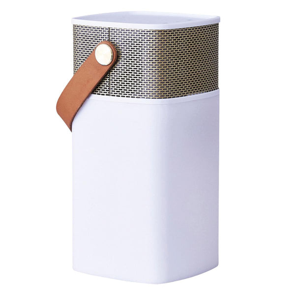Aglow Wireless Speaker & Lamp - Coveted Gifts - 1