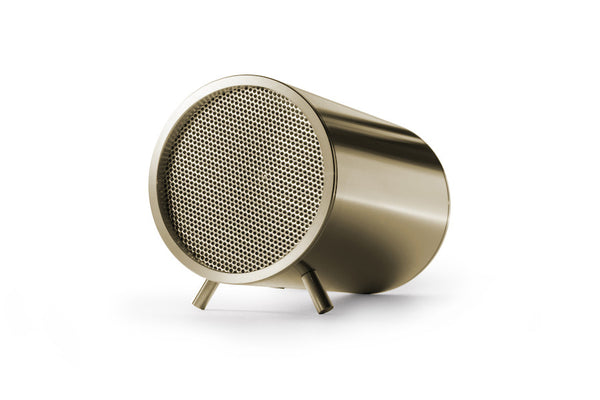 Tube Series Bluetooth Speaker - Brass - Coveted Gifts - 2