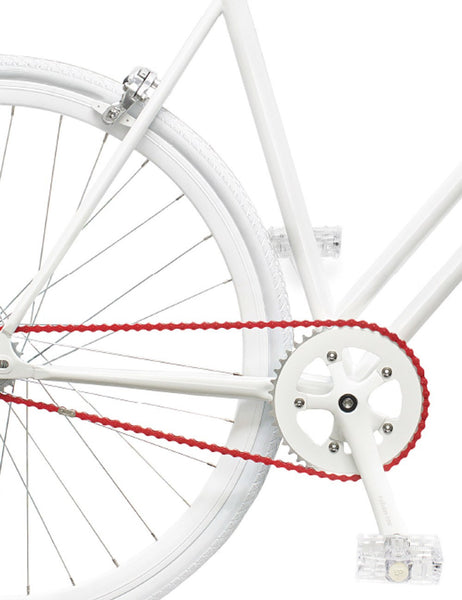 Martone Real Women's Bike White - Coveted Gifts - 3