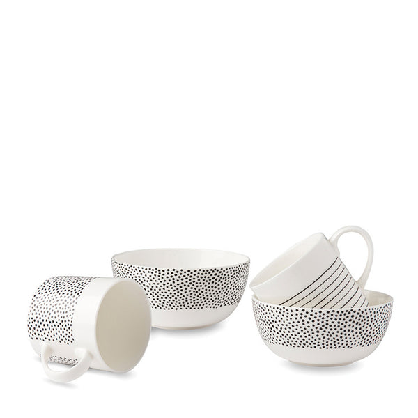Bande Coffee Cup Set - Coveted Gifts - 2