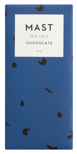 MAST Sea Salt Chocolate (NYC)