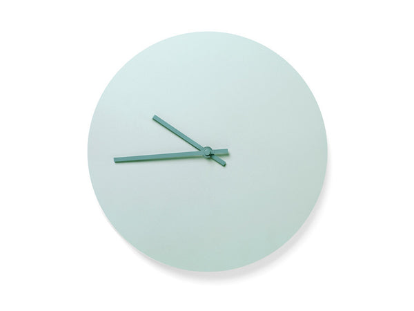 Norm Wall Steel Clock by NORM Architects - Coveted Gifts - 1