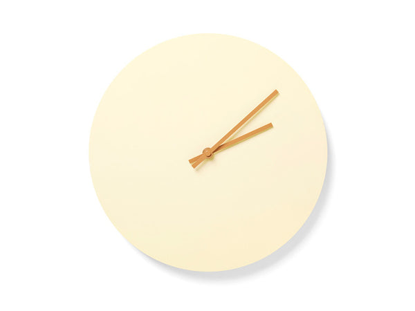 Norm Wall Steel Clock by NORM Architects - Coveted Gifts - 4