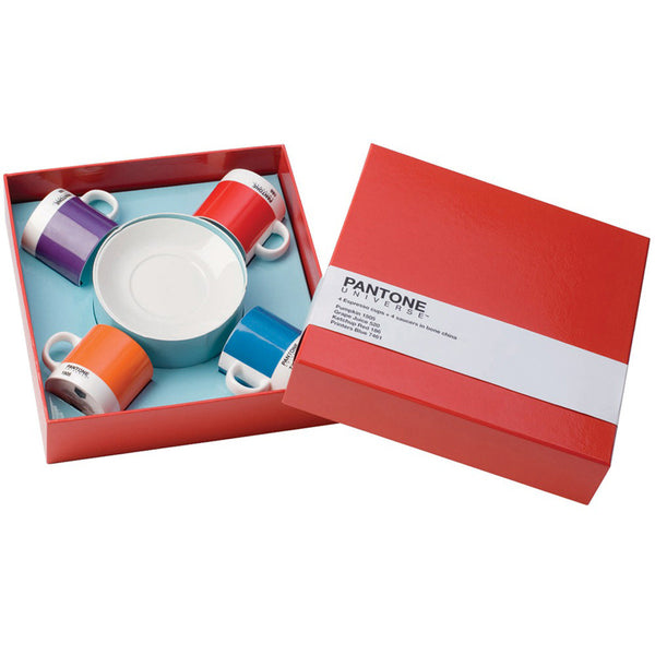 Espresso Cup Gift Set - Coveted Gifts - 1