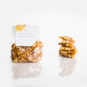 Salted Peanut Brittle