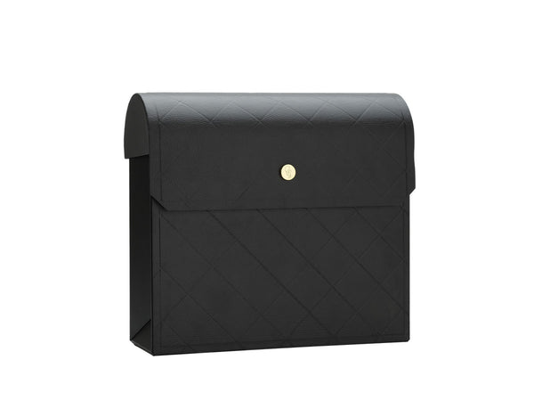Mailbox 'Clutch' Black - Coveted Gifts - 1