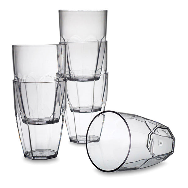 Quattrogradi Highball Tumbler Set - Coveted Gifts - 1