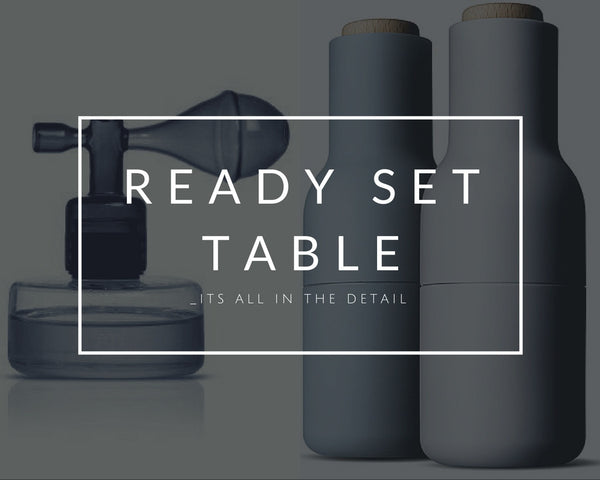 Ready Set Table Hamper