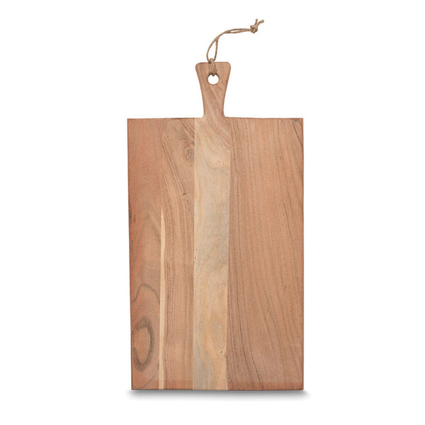 Acacia Rectangular Chopping Board - Coveted Gifts - 1