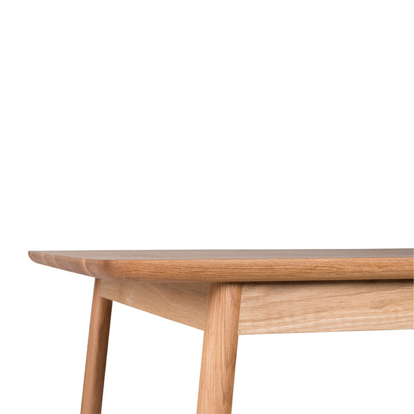 Radial Dining Table, American Oak - Coveted Gifts - 1