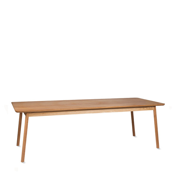 Radial Dining Table, American Oak - Coveted Gifts - 2