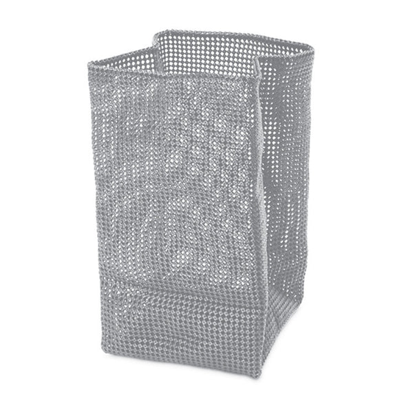 Plastic Weave Laundry Basket - Coveted Gifts - 3