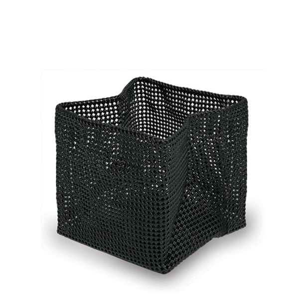 Plastic Weave Newspaper Basket - Coveted Gifts - 1