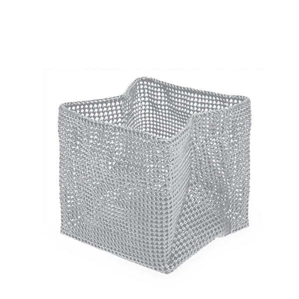 Plastic Weave Newspaper Basket - Coveted Gifts - 3