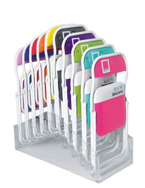 Pantone Folding Chair, Set x 4 - Coveted Gifts - 1