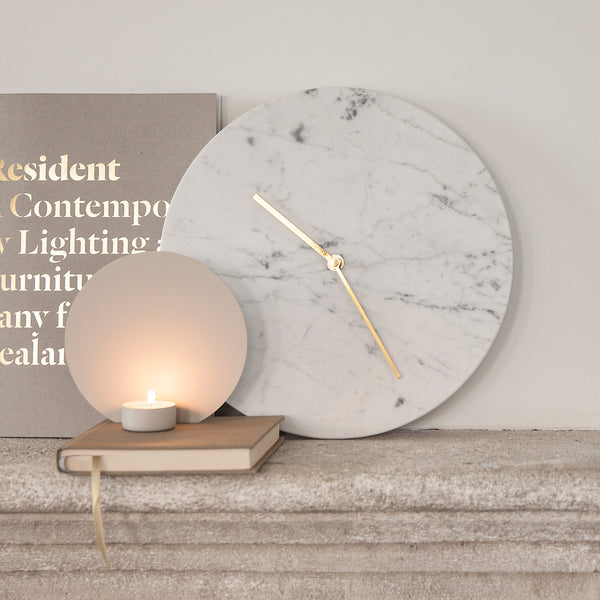 Wall Clock by NORM Architects - Marble - Coveted Gifts - 5