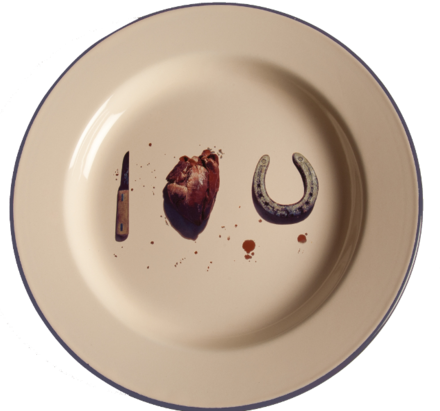 Metal Enamel Plate - Coveted Gifts - 6