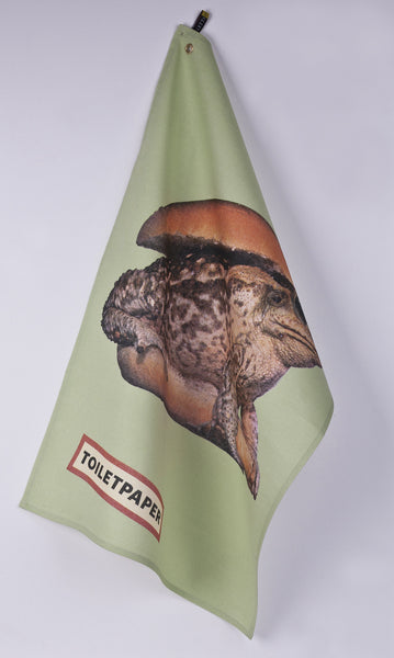 Toad Tea Towel - Coveted Gifts - 2