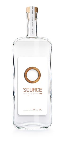 Pure Cardrona The Source Gin, 750ml