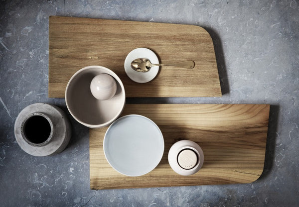 Tilt Chopping Board by Tobias Tostesen - Oak - Coveted Gifts - 5