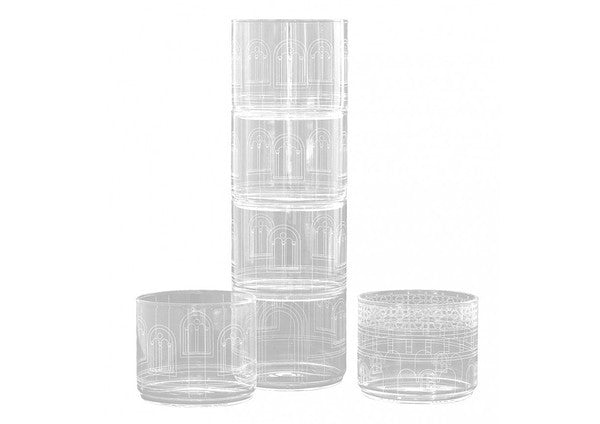 Palace Collection Glass Set - Coveted Gifts - 2