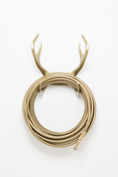 Reindeer Head Hose Mount