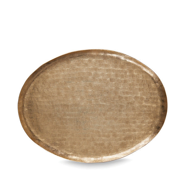Donna Oval Tray - Small - Coveted Gifts - 1