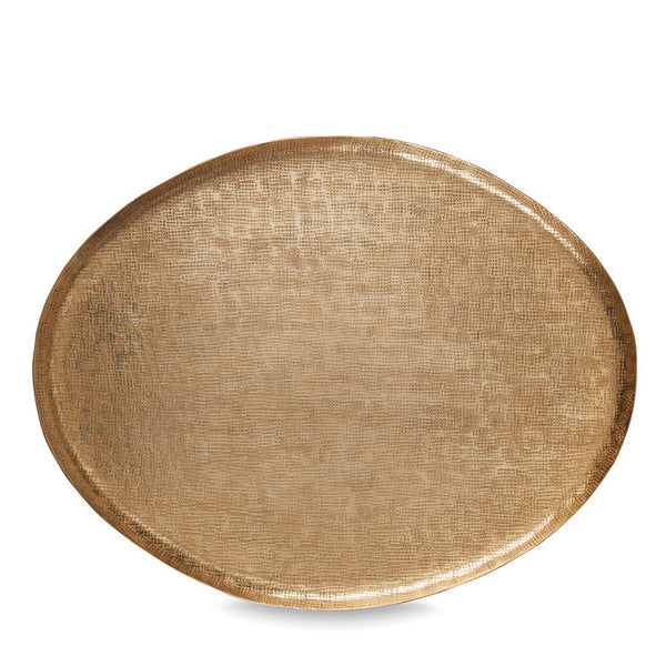 Donna Oval Tray - Large - Coveted Gifts - 1