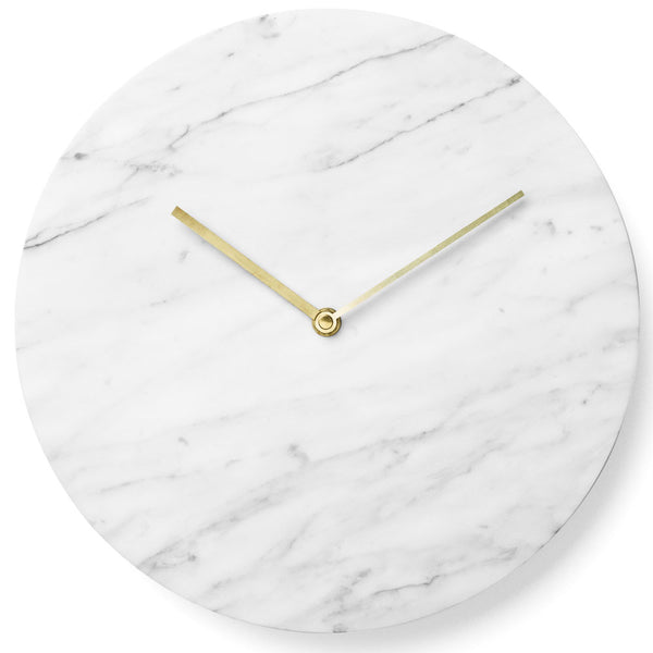 Wall Clock by NORM Architects - Marble - Coveted Gifts - 1