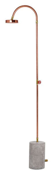 Aquart Lux - Outdoor Copper Shower - Coveted Gifts - 1