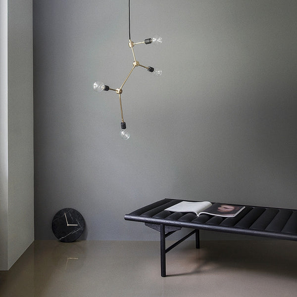 Franklin Chandelier Light by Søren Rose Studio - Coveted Gifts - 6
