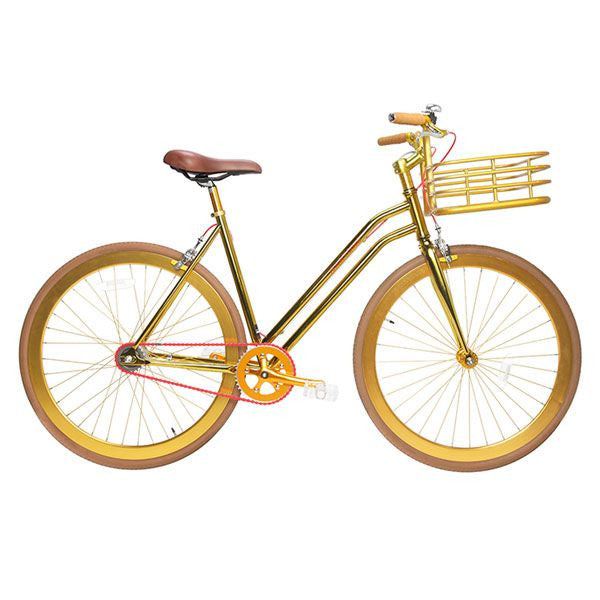 Martone Grand (Limited Edition) Women's Bike Gold - Coveted Gifts - 1
