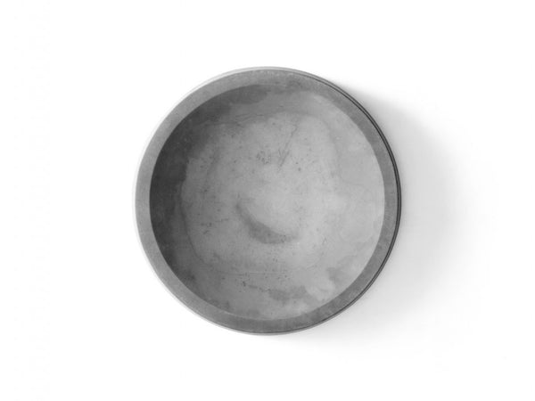 Menu Circula Bowl by Alexa Lixfield - Concrete - Coveted Gifts - 1