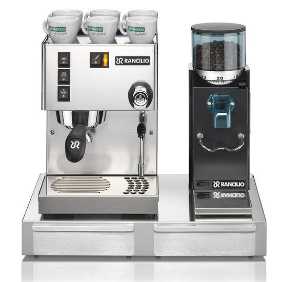 Silvia v4 Espresso Machine & Rocky Doserless Grinder Combo - Coveted Gifts