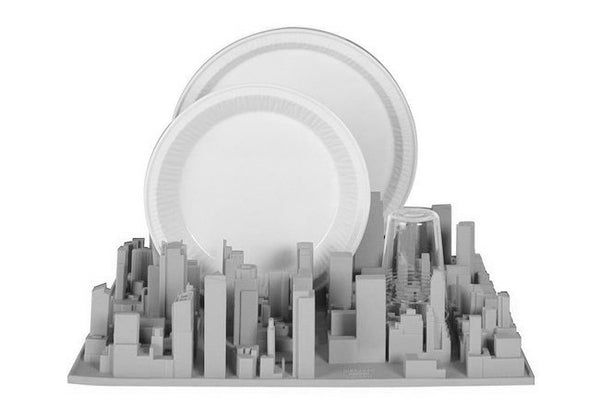Inception Dish Rack | Desk Organiser, New York City - Coveted Gifts - 1