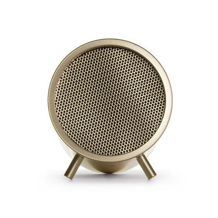 Tube Series Bluetooth Speaker - Brass - Coveted Gifts - 1