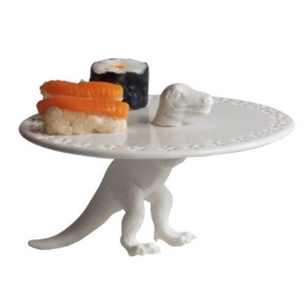 Sauria T Rex Cakestand - Coveted Gifts - 1