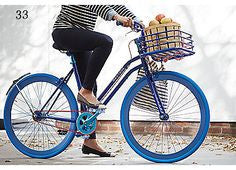 Martone Chelsea Womens Bike Blue - Coveted Gifts - 4