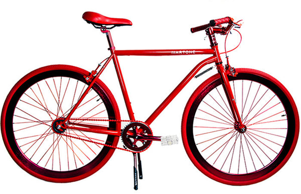 Martone Grammercy Mens's Bike Red - Coveted Gifts - 1