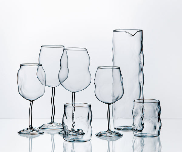 Sonny Collection Wine Glass Set, Small - Coveted Gifts - 3